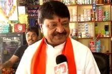 AAP a non-entity, won't have any impact in LS polls: Kailash Vijayvargiya