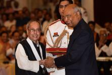 Bharat Ratna for Pranab Mukherjee Fitting Recognition for His Service to Nation, Says PM Modi