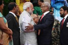 PM Modi Attends Maldives President Solih's Swearing-in, Invites Him to India