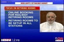 Railway Budget forward-looking, reflection of modern India: PM Modi