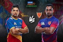 Pro Kabaddi 2019 HIGHLIGHTS, UP Yoddha vs Dabang Delhi in Noida: UP Beat Delhi 50-33