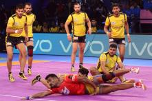 Pro Kabaddi League 2017, Bengal Warriors vs Telugu Titans Highlights - As It Happened