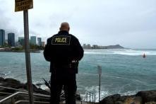 Donald Trump Declares Emergency in Hawaii as Hurricane Lane Barrels Ahead
