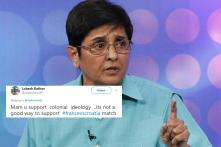 Kiran Bedi Congratulates 'Puducherrians' For France's World Cup Victory, Gets Trolled
