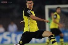 Lewandowski pledges to give Dortmund his all