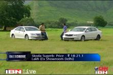 Overdrive: Toyota Camry vs Skoda Superb