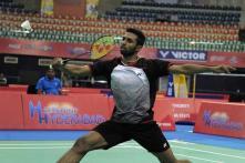 India upset Malaysia to storm into Asian badminton championships semis