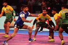 Pro Kabaddi 2017: Patna Pirates Hold Haryana Steelers to a Tie