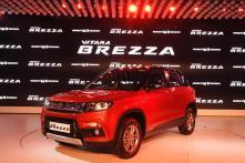 Maruti Vitara Brezza Records Highest Sales in July 2017, 4th Most Selling Car in India