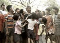 She's a mother to 33 abandoned kids