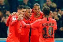Kylian Mbappe, Mauro Icardi and Neymar Score as PSG Thrash St Etienne 4-0