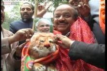 LK Advani praises Harsh Vardhan for pulse polio campaign in Delhi