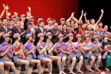 No Missiles But Ballet as North Korea's Kim Jong Un Puts on a Show