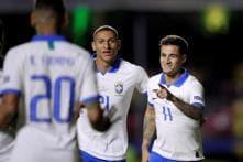 Coutinho Brace Helps Brazil Forget Neymar in Winning Copa America Start