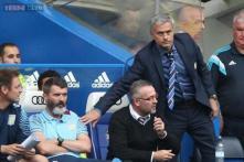 """No regrets about Aston Villa """"handshake"""", says Jose Mourinho"""