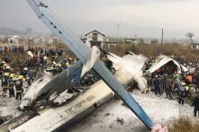 50 Dead as US-Bangla Flight Carrying 71 Crashes Near Kathmandu Airport