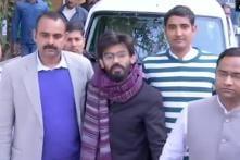 New Friends Colony Anti-CAA Violence: Delhi Court Cends Sharjeel Imam to Judicial Custody till March 3