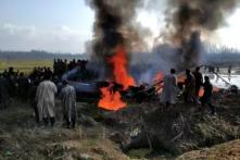 6 IAF Personnel, 1 Civilian Killed as Military Aircraft Crashes in J&K's Budgam District