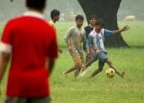 Cricket gaining ground but football still rules Kolkata