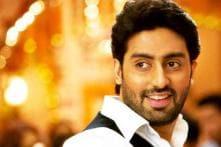Abhishek Bachchan begins shooting for 'Mere Apne'