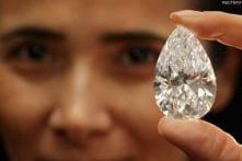 Geneva: Colourless diamond auctioned for record $26.7 million
