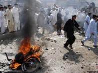 49 killed in bomb blast in Pak's Peshawar city
