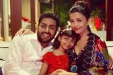 Abhishek Bachchan Shares Gorgeous Picture of His 'Girls'- Aishwarya and Aaradhya