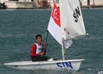 India win silver in sailing regatta