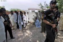 Burqa bombers kill 38 in Pak refugee camp