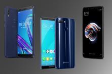 Gionee S11 Lite vs Asus Zenfone Max Pro (M1) vs Xiaomi Redmi Note 5 Pro: The Best Budget Phone Battle
