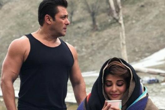 Race 3: Salman Khan, Jacqueline Fernandez Wrap Up Kashmir Shoot, Head To Leh On Bikes