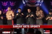 Sanjay Dutt planning to turn sporty