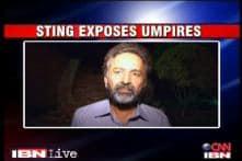 ICC suspends the umpires caught in sting operation