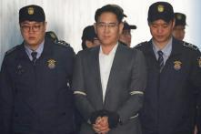 Behind Bars, Samsung Scion Lee Sees His Wealth Top $2 Billion