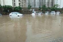 'Waterlogged Streets, Traffic Jams': Mayhem After Rain Lashes Delhi