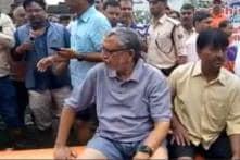Stranded at Patna Residence, Deputy CM Sushil Modi Evacuated as Deluge Submerges Bihar