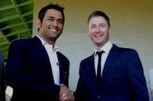 IPL 2017: Clarke Calls Dhoni a 'Freak' After Pune Enter Final