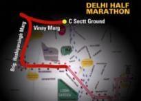 Delhi to witness 3rd Half Marathon on Sunday