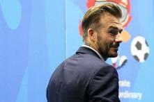 David Beckham wants Qatar to host 2022 World Cup