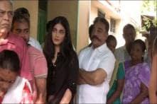 Elections 2019: Actor-Politician Kamal Haasan And Daughter Shruti Haasan Cast Vote In Tamil Nadu