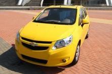GM unveils Chevrolet Sail hatchback and MPV concept