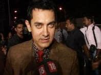 Watch: Aamir Khan at premier of <i>3 Idiots</i>