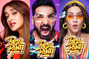 Pagalpanti Posters: Makers Release Quirky First Looks