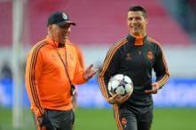 Money Doesn't Motivate 'Professional' Ronaldo: Ancelotti