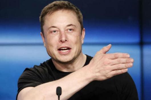 File photo of Elon Musk. (REUTERS)
