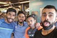 India vs Australia: Kohli Leaves Teammates Gasping For Breath After Intense Gym Session