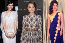 Sonam Kapoor, Keira Knightley, Priyanka Chopra: Meet this week's best dressed celebrities