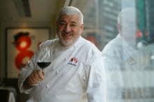 Triple Michelin-starred Italian Chef Receives Lifetime Achievement Award in Asia