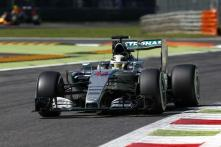 Lewis Hamilton's engine given all-clear at Monza