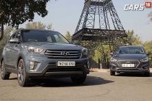 Hyundai Weekender (Part 1) | Bhakra-Nangal Dam in Creta & Verna | Road Trip India